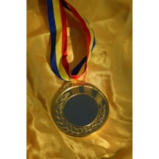 Medalie aurie 65mm