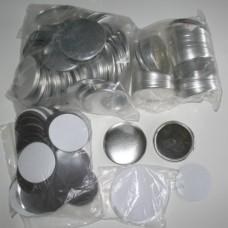 Componente insigne cu folie magnetica 56 mm