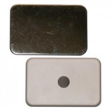 Componente insigne cu magnet 60x40 mm