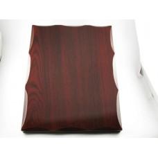 Placheta rectangulara cu margini profilate 250x195mm