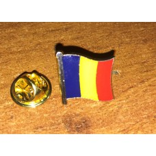Insigna cu pin  Steag Romania